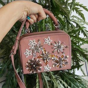 Rebecca Minkoff Jeweled Box Crossbody Bag